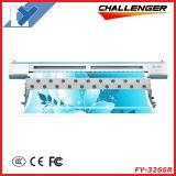 3,2 м широкоформатный графопостроитель Fy-3266R, Challenger растворитель для принтера