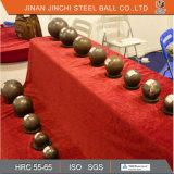 Bille de meulage modifiée par qualité d'acier mi-dur pour le broyeur à boulets