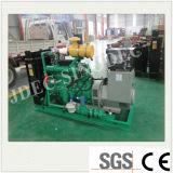 Produção combinada de calor e electricidade de energia 500kw conjunto gerador de gás de combustão