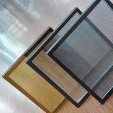 Isolé avec la Chine en verre teinté/effacer/Reflective/tempérée/stratifiés/l'Argon/Low-E Low E