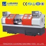 Double heads linear rail CNC lathe (CTK6236X2) lathe CNC