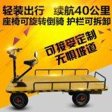 研修会および倉庫に使用するElectrickトラックまたは手トラックのElectrickの輸送のカート