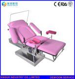 Medizinisches Instrument-gynäkologisches Halb-Elektrisches Obstetric Anlieferungs-Bett