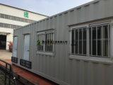 Casa prefabricada de la estructura de acero pequeña