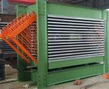 Máquina quente Multi-Layer da imprensa para a linha de produção da placa de partícula