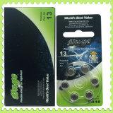 1,4 V PR70 Zinc Air Bateria Bateria de aparelhos auditivos (PR70/PR48/PR41/PR44 A10/A13/A312/A675)