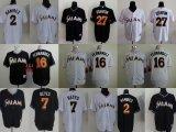 Pullover nazionale di baseball delle macaire della Florida della lega dei capretti delle donne degli uomini