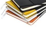 2018 Ventes chaud Metel Gold Silver pu l'ordinateur portable à couverture rigide en cuir