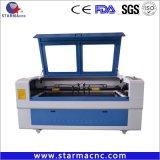 La meilleure qualité laser CNC le bois de la faucheuse pour papier / acrylique
