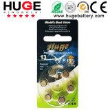 Zinc Air 1,4 V Bateria Bateria de Aparelhos Auditivos A13