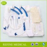 De medische Antimicrobial Centrale Aderlijke Catheter van Verbruiksgoederen