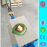 Forno de fusão de indução de sucata de alumínio de alta eficiência