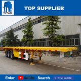 Behälter-Abmessungs-LKW-Schlussteil des Titan-Fahrzeug-40ton mit Behälter-Torsion-Verschluss für Verkauf