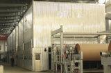 デュプレックス板紙表紙機械のためのクラフトはさみ金の紙くずのリサイクルプラントおよびTestlinerのペーパーマシンの価格