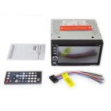 6.5inch de dubbele Speler van de Auto DVD van DIN met Systeem ts-2501-2 van de Huivering