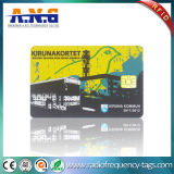 Contacto Digital RFID Smart Business Card 256 Bytes Memory