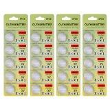 Fortuin Cr2025 de Batterij van het Muntstuk van het Lithium van 3 Volt - Kleinhandels Verpakking (Pak van 20)