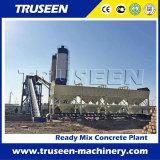 Tipo equipo de procesamiento por lotes por lotes concreto de la correa de la construcción de una fábrica para la venta