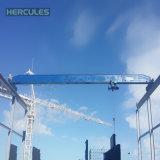 La construcción del Puente Grúa de elevación usa