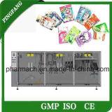 Macchina imballatrice orizzontale della stampante durevole superiore della data