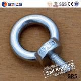 La Chine Fabricant DIN580 Boulon à oeil de levage en acier inoxydable