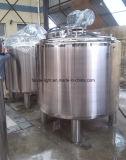 El tanque de mezcla inoxidable del acero 2000L de la buena calidad