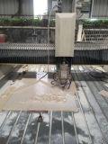 Steinmarmorgranit-Metallgrundstein CNC-Gravierfräsmaschine