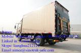 2018 HOWO 4X2 Tonne FeuergebührenVan Carrier Truck des Dieselmotor-6