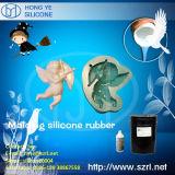 Caucho de silicona curado con estaño RTV-2