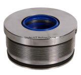 Soldar el cilindro el cilindro hidráulico de doble efecto de acción simple cilindro hidráulico