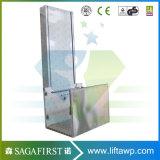 150kg lading 1m tot 3m Lift van de Rolstoel van de Liften van de Trede van het Platform de Bejaarde