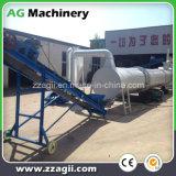 Secador de madeira da biomassa da máquina de secagem do pó do controlo automático para a venda