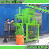 Wanteの機械装置Wt2-10の連結の煉瓦作成機械2 PCS/Mould
