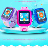 GPS étanche Sos Kids Safety Tracker regarder pour la promotion des cadeaux D27