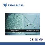 Reepjes Aangemaakt Glas met Gesneden Grootte