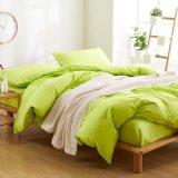 ホーム織物の平野カラーMicrofiberファブリック寝具の寝具