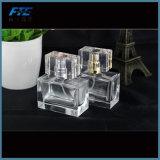 De kleinhandels 30ml Fles van het Parfum van het Kristal Lege Rechthoekige