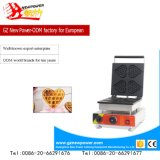 Panadero en forma de corazón de la galleta de /Electric de la maquinaria de la galleta del palillo del acero inoxidable con el precio el bueno (NP-511)