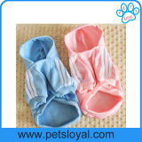 Alta qualidade Pequeno Pet Coat Sport Style Dog Clothes Factory