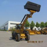 AL 1.5ton ядру ARM926М телескопические погрузчики со стандартным ковшом и высокая высота разгрузки ковша