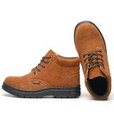 Le milieu de la Coupe Wear-Resisting semelles de chaussures de travail de bonne qualité