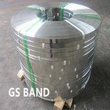 304 bandes flexibles de câble d'acier feuillard d'étroit d'acier inoxydable