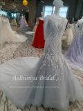 Атласная белая плакатная бумага Aolanes Aoliweiya вышитого тюля с квадратной шейкой свадебные платья110112