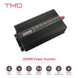 Invertitore di potere di alta frequenza 2000W 12V 220V con telecomando