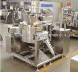 Pipoca automática industrial da fonte da fábrica que faz a máquina
