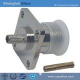 Conector RF N Straight Jack hembra de crimpado para-50-3Syv u (N-KF-C-3)