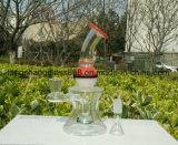 Tubulação de água de vidro da segurança do fabricante de China e da entrega rápida