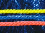 De Gevlechte Kabel van de Fabrikant van China Marine met Staal