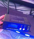 Het Licht 8X5w Draadloze LEIDENE DMX van de op batterijen Wasmachine van de Muur