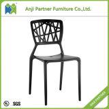 半端もの背部デザインプラスチック食事の椅子(Merbok)